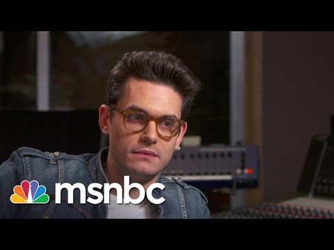 John Mayer, 'Recovered Ego Addict' | msnbc