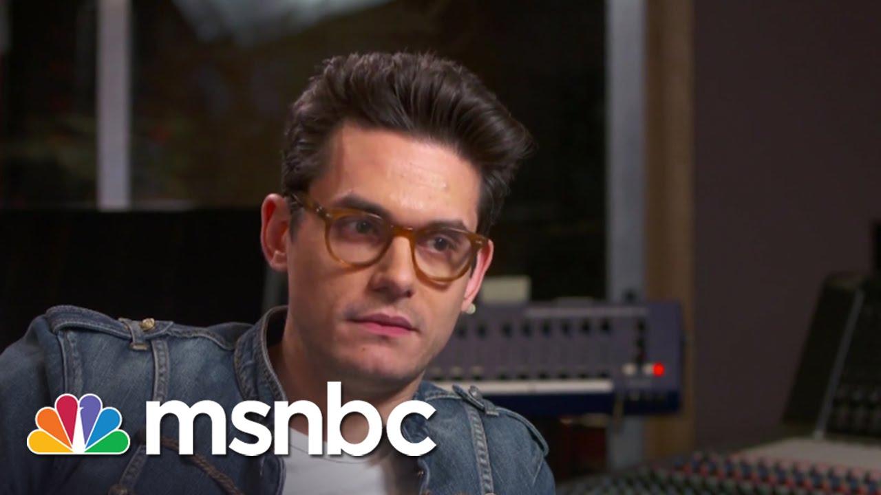 John Mayer, 'Recovered Ego Addict' | msnbc thumbnail