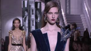 ELIE SAAB Haute Couture Autumn Winter 2016-17 Fashion Show