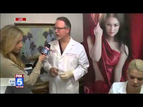Lunchtime Beauty Treatment MicroPen Explanation Nowak Fox 5 San Diego News