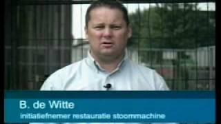 KVL Stoommachine