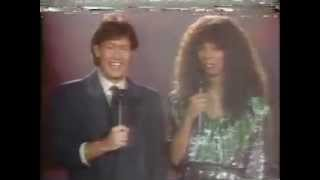 "Donna Summer sings ""Supernatural Love"" wih Rick Dees on Solid Gold (1984)"
