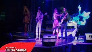 Live On Stage - Dona Maria