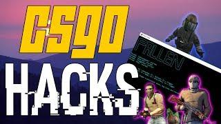 CSGO HACKS #1 (GlowESP, BunnyHop, NoFlash, Trigger) FREE | Undetectable | 2017 | No Vac | 31 Aug