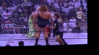 WCW Ric Flair vs The Giant World Heavyweight Championship Match
