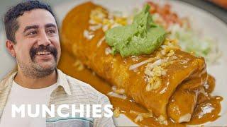 Todos Los Tacos: The Chimichanga