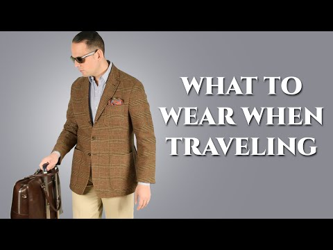 What To Wear To The Airport - Tips & Tricks For Traveling
