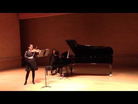 Strauss Violin Sonata