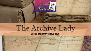 The Archive Lady - Do I Really Need to Keep That?