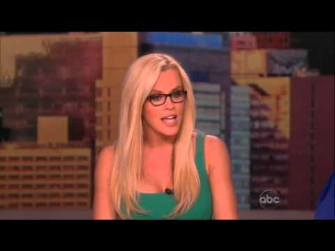 Video of Jenny McCarthy on The View: May 2013