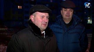 Сергей Бусурин приступил к исполнению обязанностей мэра Великого Новгорода
