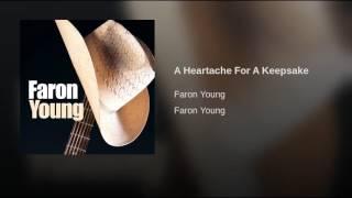 A Heartache For A Keepsake