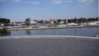preview picture of video 'Giżycko - port'