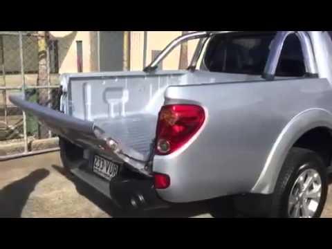 EZDown dämpare Mitsubishi