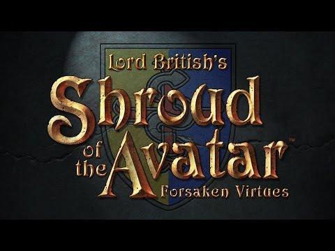 Shroud of the Avatar: Forsaken Virtues Steam Key GLOBAL - video trailer