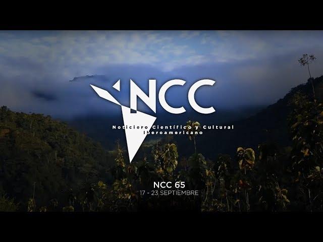Noticiero Científico y Cultural Iberoamericano, emisión 65. 17 al 23 de septiembre de 2018.