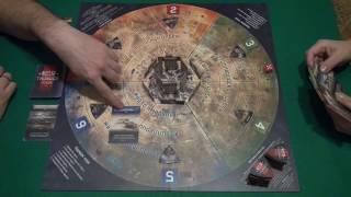 War Thunder: Осада - играем в настольную игру