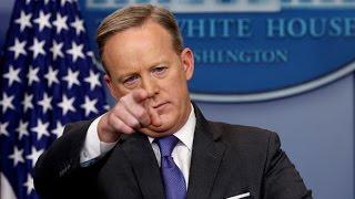 HighEnergy: Sean Spicer Press briefing 3-27-17 (full)