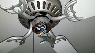 Ceiling Fan Troubleshooting and Repair, Not Spinning or Spinning Slowly