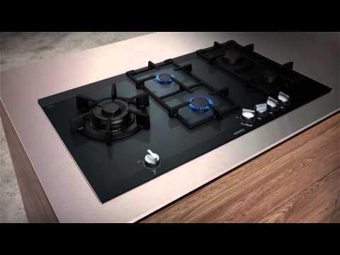 Die Siemens Gas Kochstellen