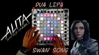 Dua Lipa - Swan Song (From Alita: Battle Angel) // Launchpad Performance [UNIPAD]