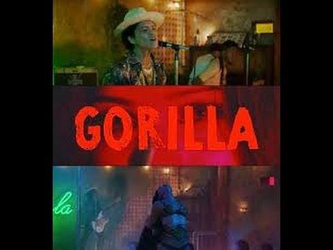 Bruno Mars- Gorilla [Official Video ( Leila Capri Cover)]