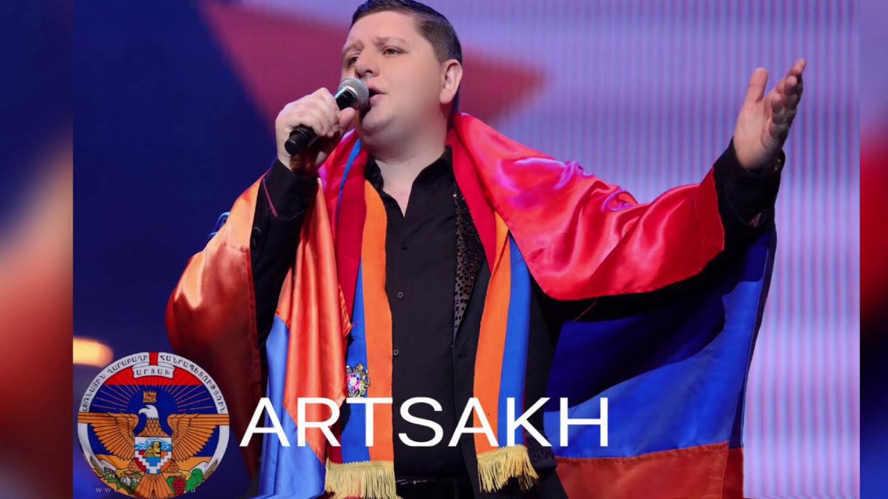"""ARMENCHIK NEW SONG 2016 """"ARTSAKH"""" PREMIERE"""