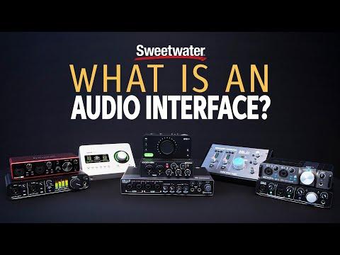 למתחילים: מהו ממשק אודיו - האם אני צריך כזה?