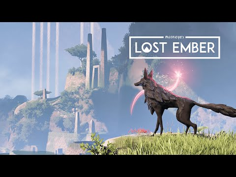 Lost Ember - Release Trailer - OUT NOW thumbnail