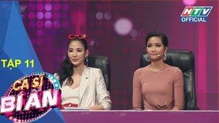 HTV CA SĨ BÍ ẨN MC Quyền Linh hóa thân ca sĩ đánh lừa Chí Tài  MÙA 2 CSBA #11 FULL 7/5/2018