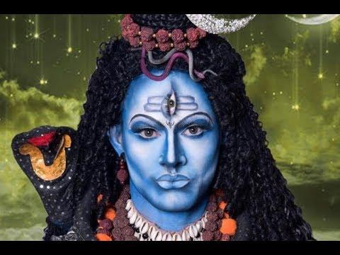 World Best Latest 4D Art of mahakali - 2018 HD anurag makeup