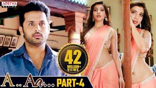 A AA Hindi Dubbed Movie Part 4   Nithiin, Samantha, Anupama Parameshwaran   Trivikram