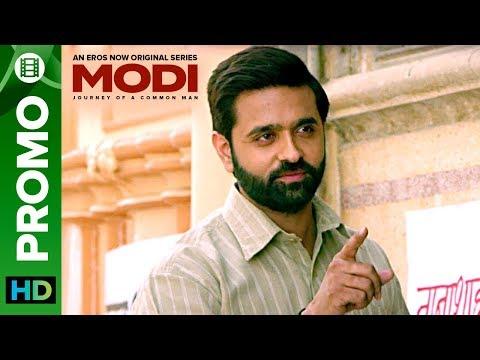 Modi - Journey Of A Common Man – Promo 07 | Ashish Sharma | Umesh Shukla | Episodes Streaming Now