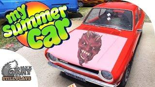 My Summer Car Vuoden Hypetetyin Peli Pelit Ylilauta