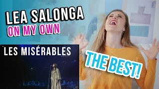 Vocal Coach Reacts to Lea Salonga- On My Own