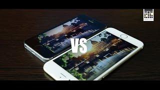 iPhone 6 vs iPhone 5s: производительность, камеры, размеры, дисплеи - Keddr.com