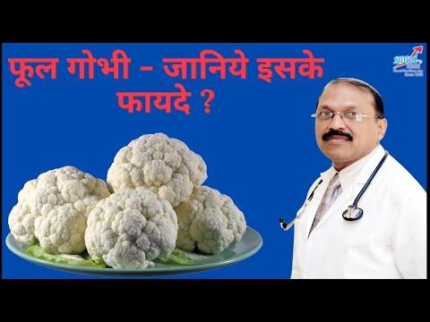 , title : 'Cauliflower - Know the advantages | By Dr. Bimal Chhajer | Saaol
