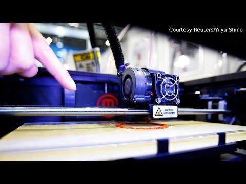 Is a Manufacturing Revolution on the Horizon?