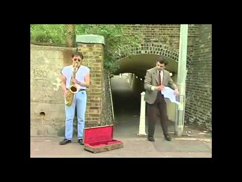 Mr. Bean - Street Performance   Press Like & Subscribe the Channel