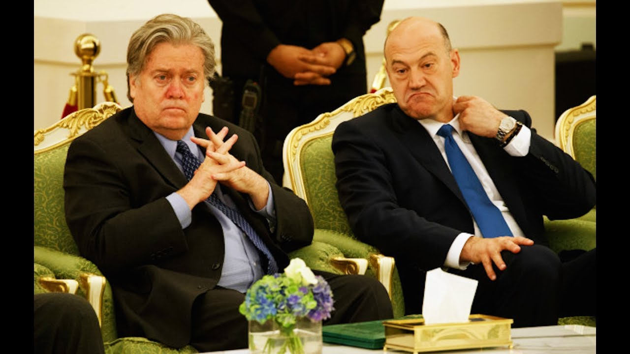 Steve Bannon Goes Rogue On Tax Cuts, Nobody Cares. thumbnail