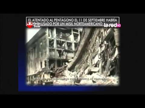 El atentado al Pentágono el 11 de septiembre habría sido causado por un misil norteamericano