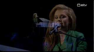 Grete Paia - Päästke noored hinged @ Eesti Laul 2013 Finaal (live)