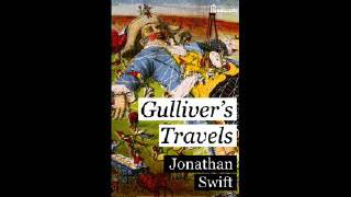 Jonathan Swift - Gulliver's Travels-Audio Book