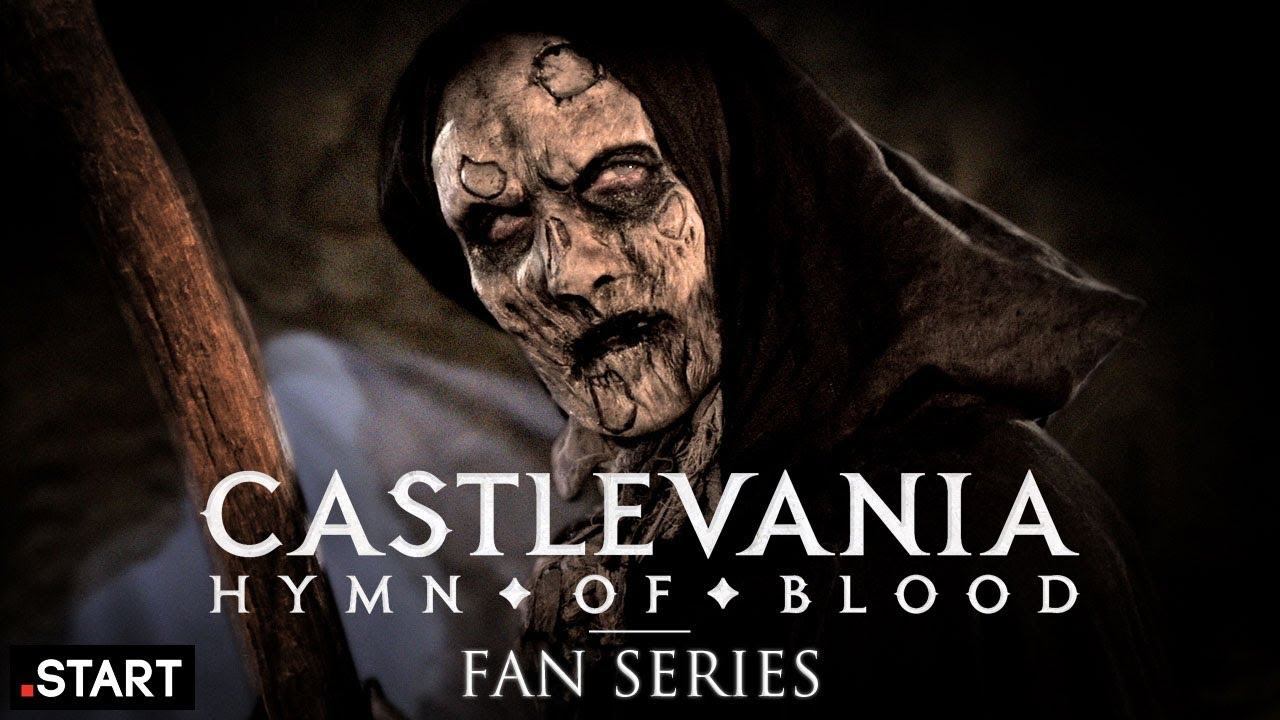 """New Castlevania Web Series Looks Pretty Good For Something """"Fan Made"""""""