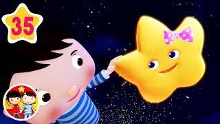 Estrellita, ¿dónde estás? - Parte 4 | Nanas para bebés | Little Baby Bum - Canciones Infantiles