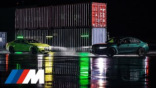 [오피셜] BMW M3 vs. BMW M4 Competition: The Harbour Race.