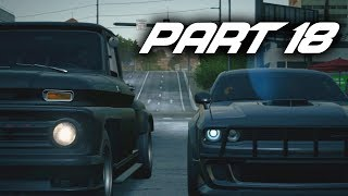 Need For Speed Payback Gameplay Walkthrough Part 18 - UNDERCOVER (Full Game)