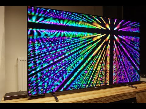 Samsung QLED 65 Q9 im Test, Bildvergleich mit KS9590
