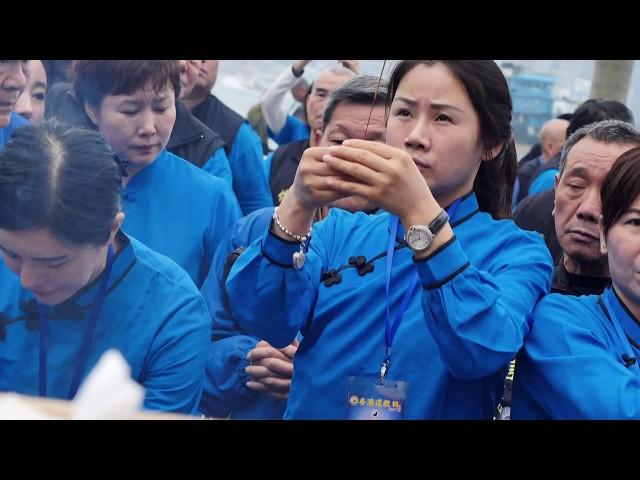 2017年王母娘娘香港遶境祈福-台北松山慈惠堂-母娘慈悲