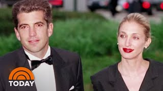 See More Rare Footage From JFK Jr. And Carolyn Bessette's Wedding | TODAY